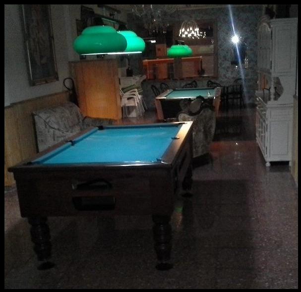 Salón de Billar